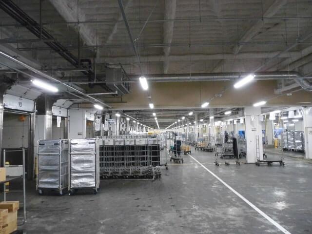 綺麗な工場