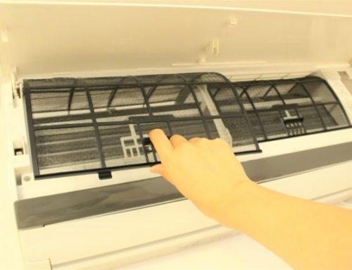 エアコンクリーニングの工程